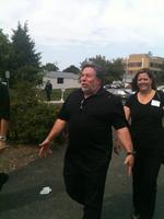 <strong>Wozniak</strong> to Tech Valley High students: Find your passion