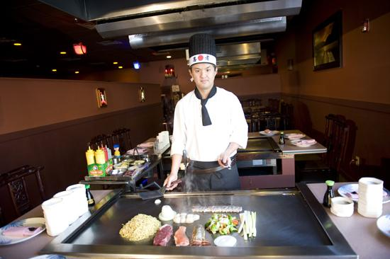 Tony You, 30, opened his second Hokkaido just one month ago, and now he is scouting places in Latham for a third  location.
