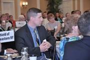 More than 175 people attended The Business Review's education power breakfast.