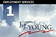 Rank: 1Companies of J.J. Young LLC1500 Central Ave., Albany  No. of W2s issued from Capital Region offices in 2012: 1,822Owner/Local manager: Eric Young