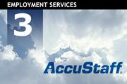 Rank: 3AccuStaff1767 Central Ave., Albany  No. of W2s issued from Capital Region offices in 2012: 1,124Owner/Local manager: Heather Rafferty