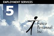 Rank: 5Fusco Personnel Inc.4 Executive Park Drive, Albany  No. of W2s issued from Capital Region offices in 2012: 580Owner/Local manager: Patricia Fusco