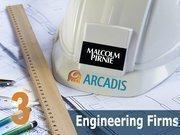 Rank: 3   ARCADIS/Malcolm Pirnie Inc.855 Route 146, Suite 210, Clifton Park2012 Capital Region engineering billings: $19.7 millionPresident or Capital Region principal: Daniel Loewenstein