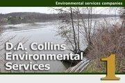 Rank: 1D.A. Collins Environmental Services LLC269 Ballard Road, Wilton2012 Capital Region Environmental Billings: $27.2 millionPresident (or top Capital Region officer): Robert Manz
