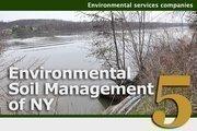 Rank: 5Environmental Soil Management of N.Y. LLC304 Towpath Lane, Fort Edward2012 Capital Region Environmental Billings: $10 millionPresident (or top Capital Region officer): Robert Manz