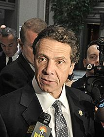 Governor Cuomo said he would propose new gun measures at his State of the State address.