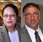 Shirley Ann Jackson, president of Rensselaer Polytechnic Institute, and Michael Castellana, president of SEFCU, have been picked by Gov. Andrew Cuomo to lead a local economic council.
