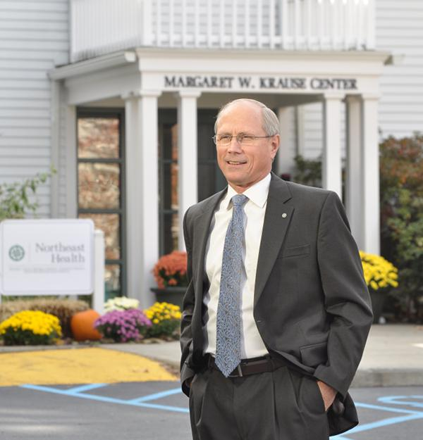 """""""If you are going to cover 30 million more people, how do you possibly think you are not going to raise health care costs,"""" says Dr. Jim Reed, president of Albany-based St. Peter's Health Partners."""