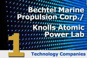 Rank: 1 Bechtel Marine Propulsion Corp./Knolls Atomic Power Laboratory P.O. Box 1072, Schenectady 2012 Capital Region Revenue: $259.1 million (2011 figure) Capital Region President: Morgan Smith