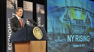 Gov. Andrew Cuomo laid out his agenda for 2013 at his State of the State address yesterday. Then business and other advocacy groups weighed in.