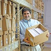 """Howard Gross, president of E-BizDocs: """"We are closer than ever to being a 'paper-lite' office. More and more transactions are being completed without being printed. When Bic closes its pen plants, we can talk bout the 'paperless' office."""""""