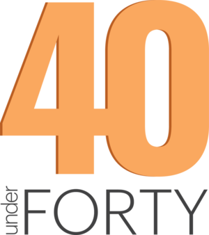 40 Under Forty - Future Business Leaders - High School Students 2014