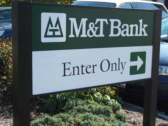 M&T is among the largest banks in the Albany, N.Y., area.