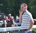 Owner of NFL team gives Saratoga trainer a shot at Travers Stakes