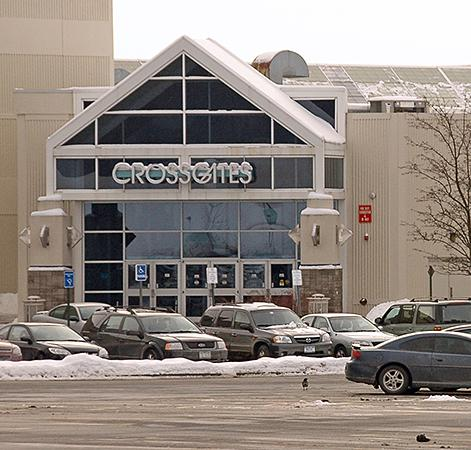 Despite the growth in online retailing, Crossgates Mall is more than 90 percent full.
