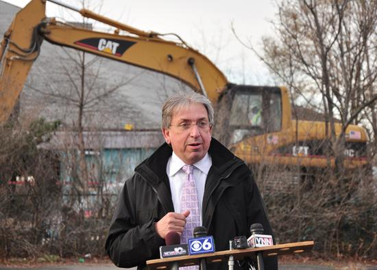 David Buicko, chief operating officer of The Galesi Group in Rotterdam, said about half of the 58 acres at the former Starlite Music Theater is zoned for commercial and half for residential uses.