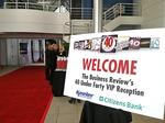 Business Review hosts 40 Under 40 VIP reception