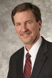 Stephen Ainlay, Union College president.