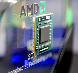 AMD spun off GlobalFoundries in 2009, and remains a computer chip customer.