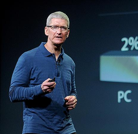 Apple CEO Tim Cook to China: Sorry about that return policy.