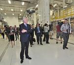 GE's Immelt in Schenectady County for plant tour, CEO lunch