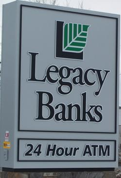 NBT has purchased four former Legacy Bank branches that complements its existing footprint.