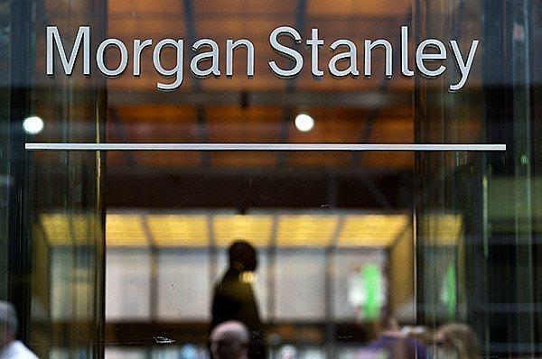 Morgan Stanley had a good quarter but investors seemed unimpressed today.