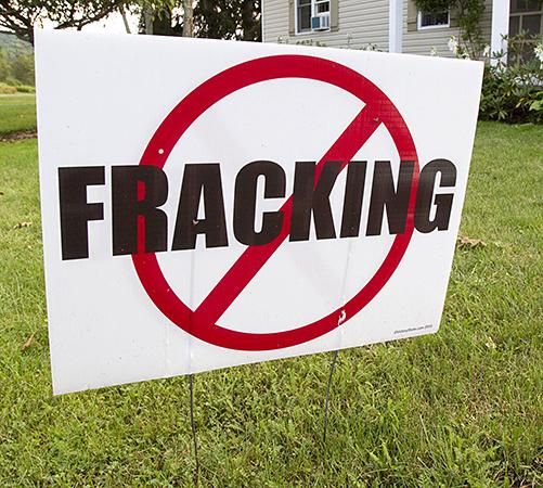 Fracking opponents are planning to rally today in Annapolis.