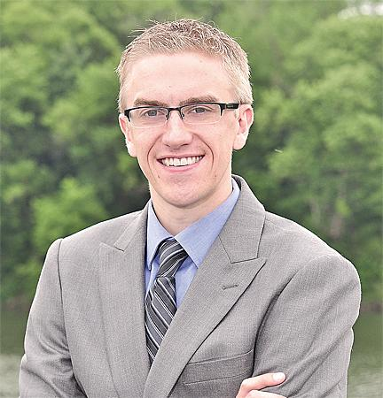 Ryan Watroba will do business development for a local real estate company and continue his teaching career. He holds an MBA from Union Graduate College, but would like to learn more.