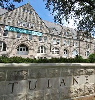 Tulane and other universities have had erroneous data sent to US News.
