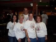 Some of the gang at Prudential Manor's Junior Achievement Bowl-A-Thon.