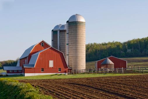 New York State accounts for $4.7 billion in farm products annually.