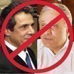 NY biz group won't endorse guv candidate