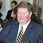 Robert McCormick, CEO of Trustco Bank Corp NY, based in Glenville. His golden parachute would be worth about $7.7 million.