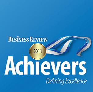 The Business Review has announced its 2011 Achievers lineup.