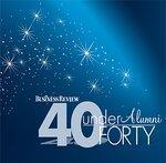 40 Under Forty Alumni Edition (slideshow)