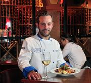Dominique Brialy, executive chef of the Epicurean Bistro & Wine Bar in Latham, came to the Capital Region from southern France eight years ago.