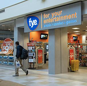 Albany, New York-based Trans World Entertainment Corp. (Nasdaq: TWMC), the parent company of music and video chain FYE, lost about $400,000 in sales due to damage at stores in Long Island, New Jersey, and the Baltimore area from Hurricane Sandy.