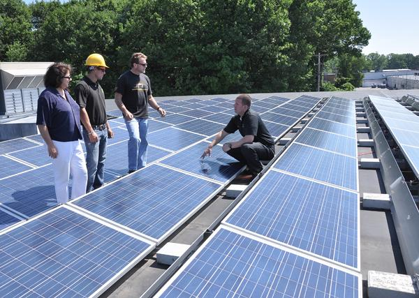 Progress Energy Florida, a subsidiary of Charlotte-based Duke Energy,  invests in solar-energy projects through its SolarSense program.