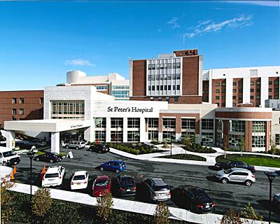 St. Peter's Hospital, the flagship of St. Peter's Health Partners, reported net income of $9.1 million for the nine-months ended Sept. 30, a 30 percent increase from the same period last year.