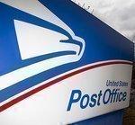 Video of postal worker driving onto Georgia yard gets 3.7M views