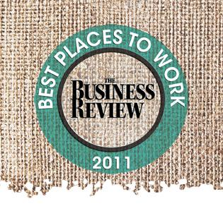 The Best Places to Work in 2011.
