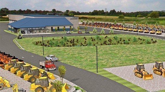 Proposed   Finke & Sons $9 million headquarters in Selkirk