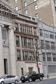 The scheduled auction of 66 State St. in Albany, NY did not take place.