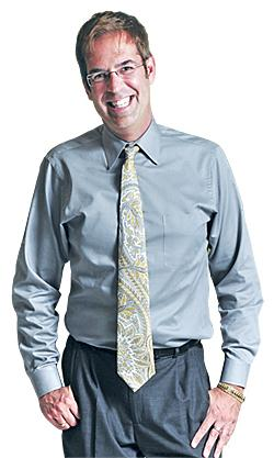 Scott Varley, president of the Scott Varley Group of RealtyUSA.