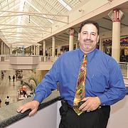 Joe Castaldo, general manager, Crossgates Mall