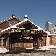 Dinosaur Bar-B-Que opened its latest location in Troy late last year. Bergmann Associates of Albany worked on the project and sees opportunity among such smaller chains.