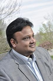 Vikram Agrawal of etransmedia Technology in North Greenbush.