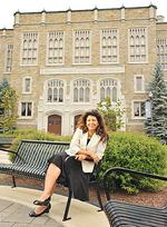 New dean turns the page at Albany Law