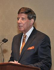 James Barba, president and CEO of Albany Medical Center.